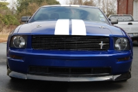 \'05 Ford Mustang Smoke Overlays